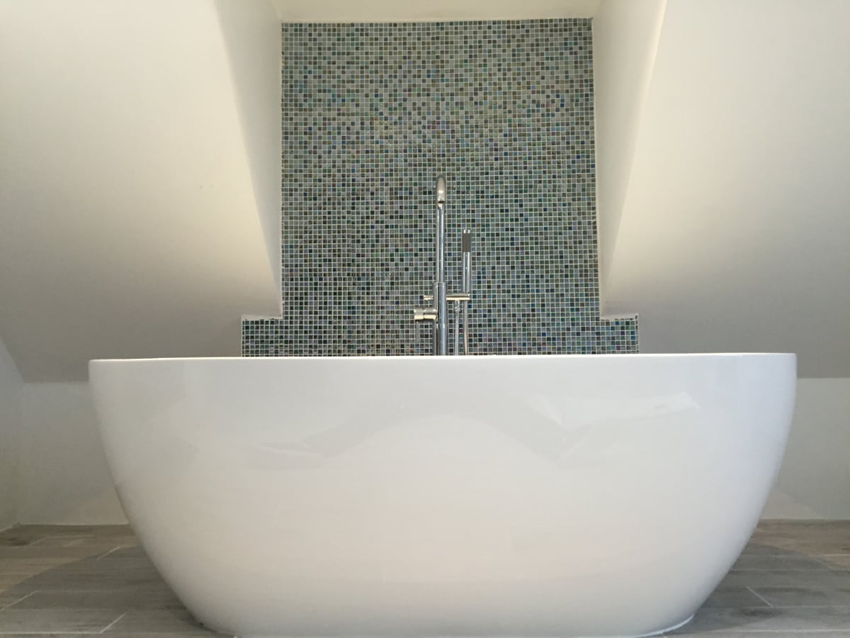 Luxury Bathroom Installation