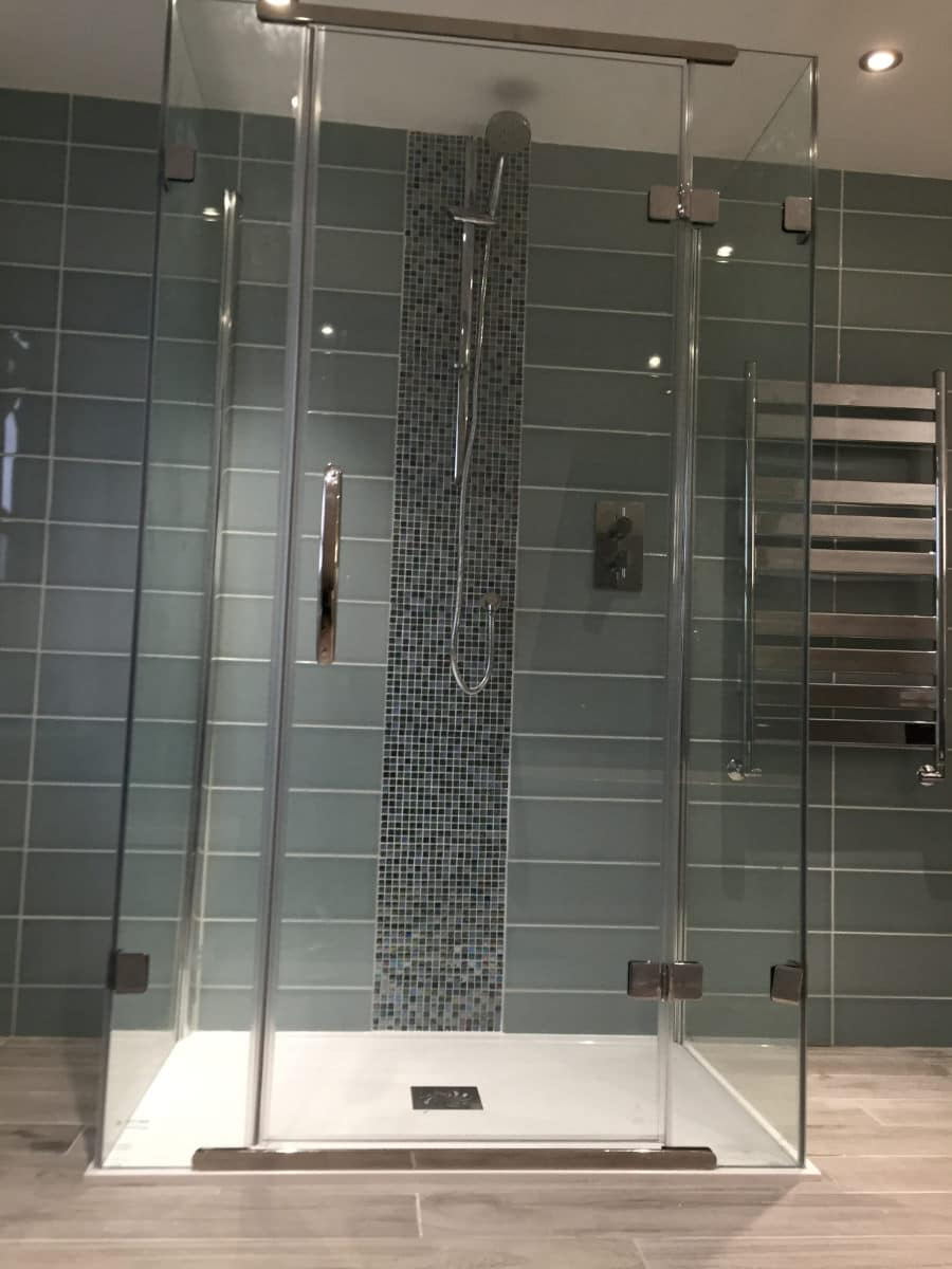 Luxury Shower Install