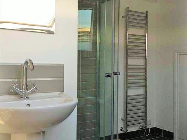 Glass Shower Installation