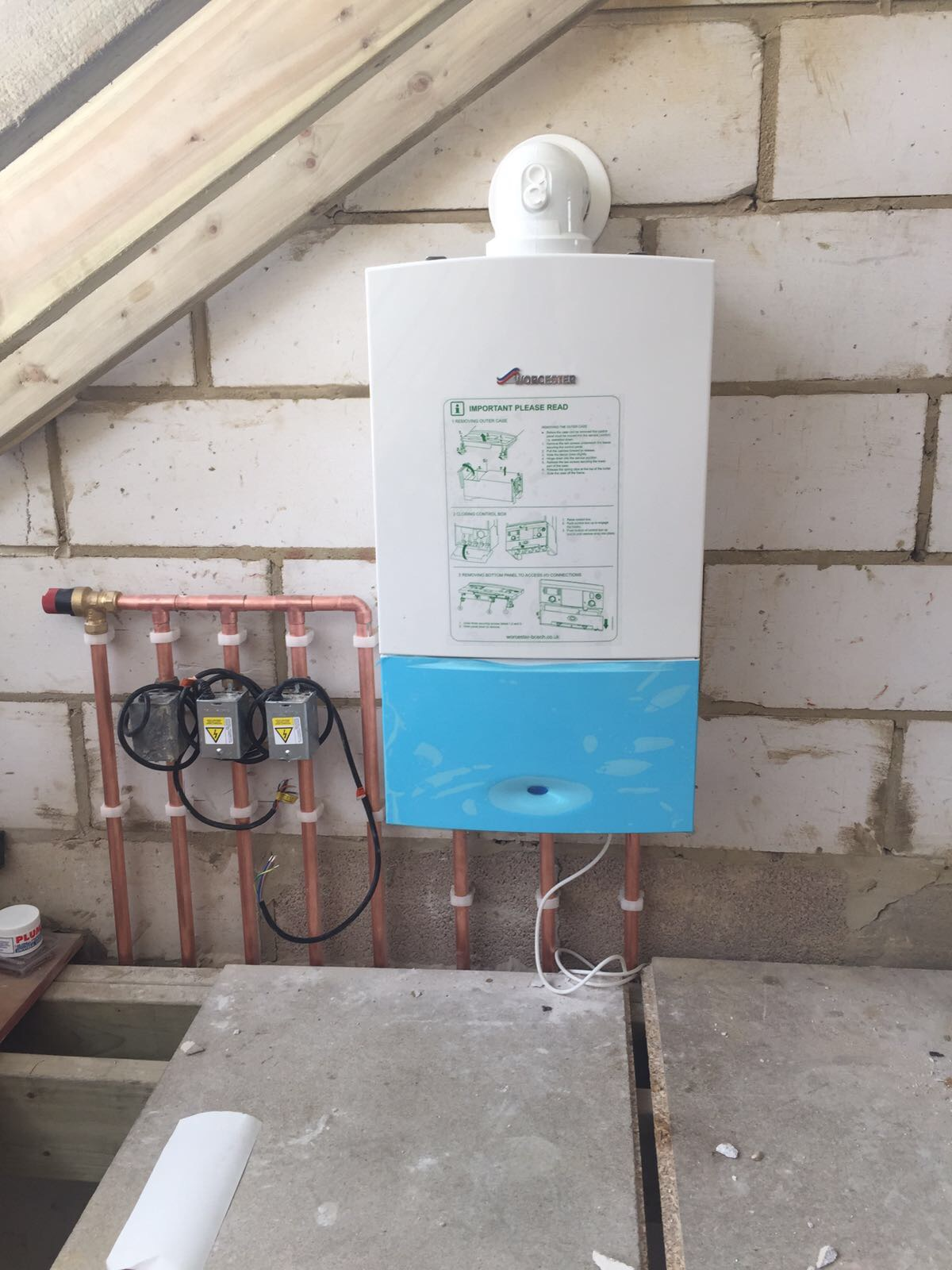 Boilers & Hot Water Cylinders 2017 Gallery - Solutions Plumbing